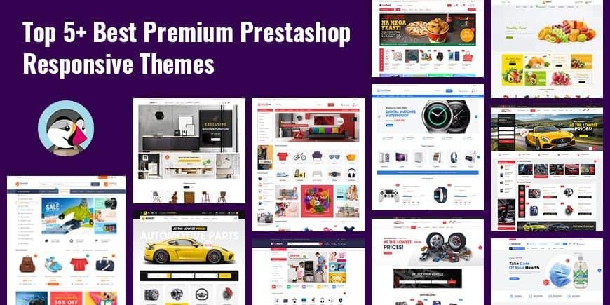 Top 5+ Best Prestashop Themes In 2021