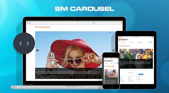 SM Carousel - Free Responsive Magento Module