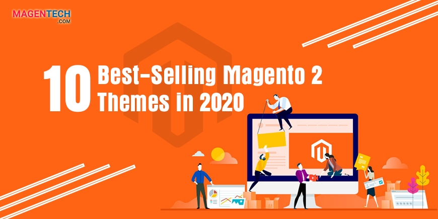 MagenTech Best-selling Magento 2 Themes in 2020