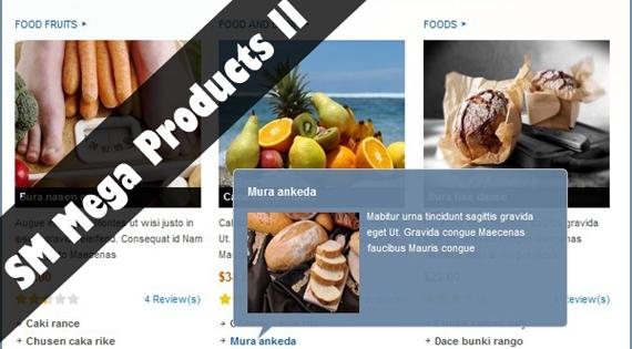 SM Mega Products II