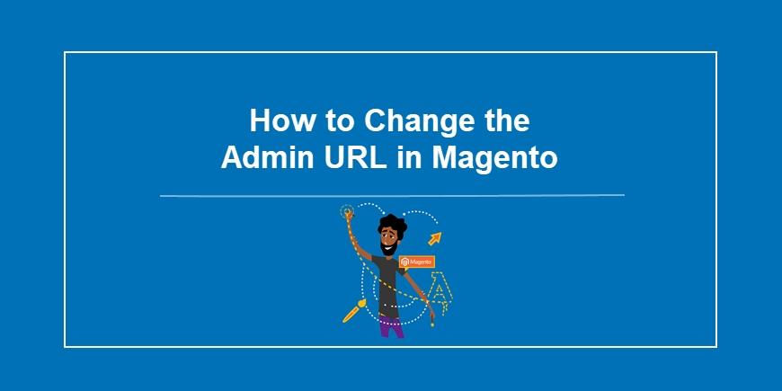 Magento 2 Change Admin URL