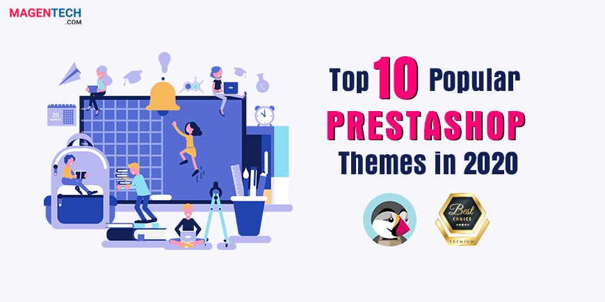 Top 10 Our Popular PrestaShop Themes in 2020