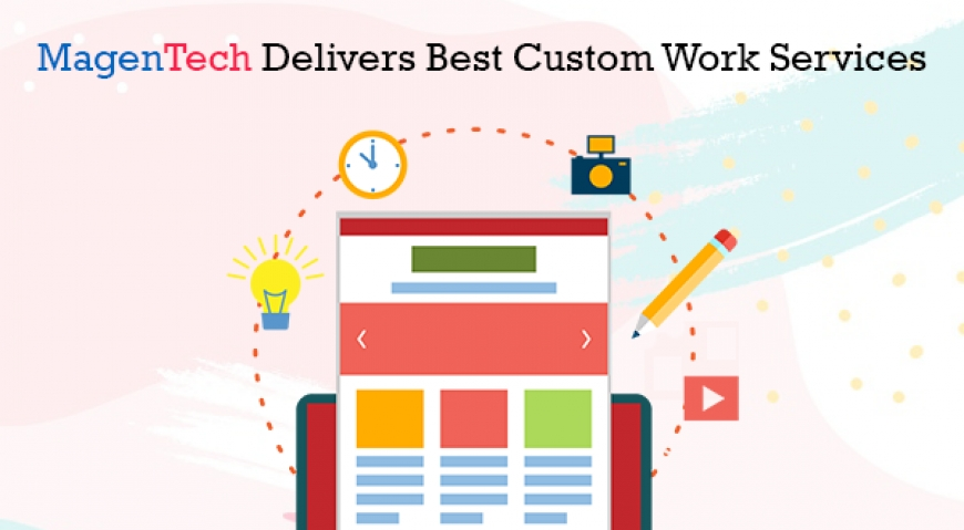 MagenTech Has Launched Custom Work Services with Special Gifts