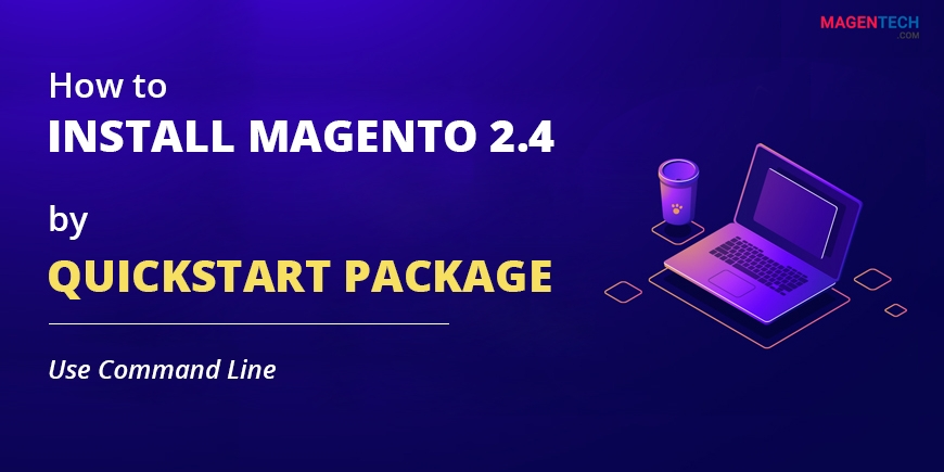 Install Magento 2.4 Theme with QuickStart Package by Command Line