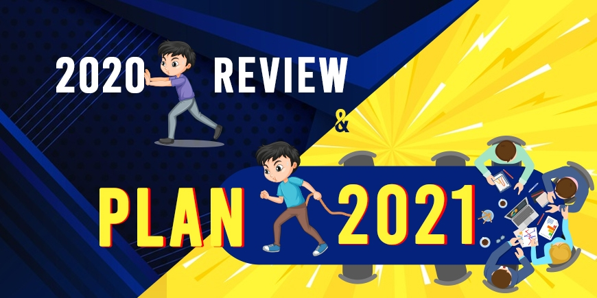 MagenTech Announcement: Review 2020 and Plan 2021