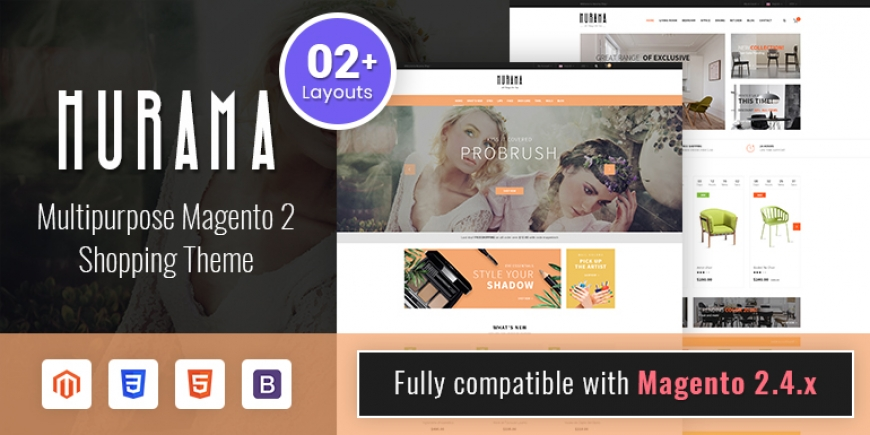 SM Hurama - Responsive and Customizable Magento Theme