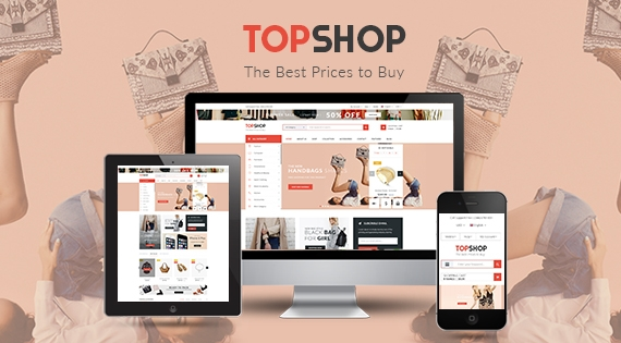 SM Topshop - Responsive Magento 2 and 1 Theme
