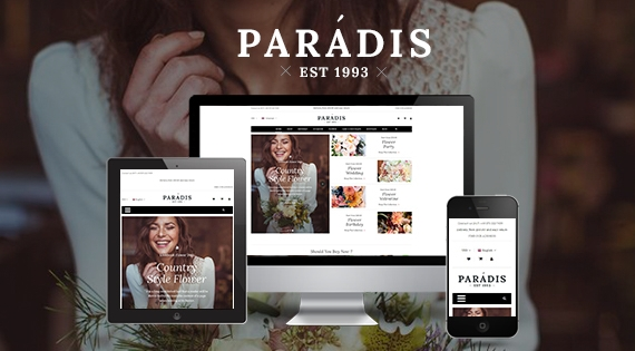 SM Paradise - Responsive Theme for Magento