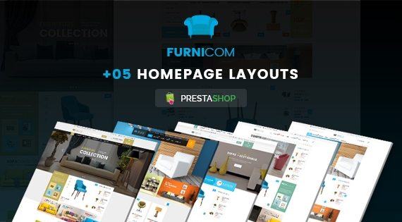SP Furnicom - Premium Responsive Prestashop 1.6 and 1.7 Theme