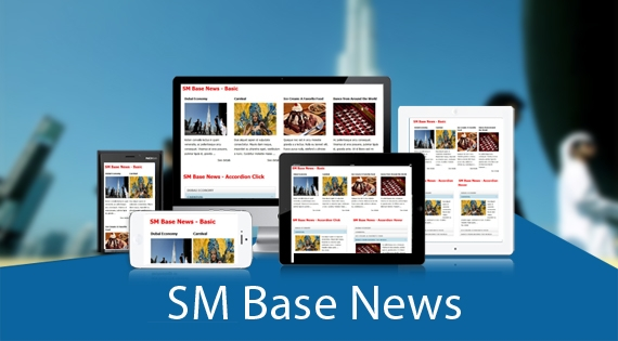 SM Base News - Responsive Magento Module
