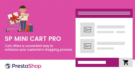 SP Mini Cart Pro - Powerful PrestaShop 1.7 Module
